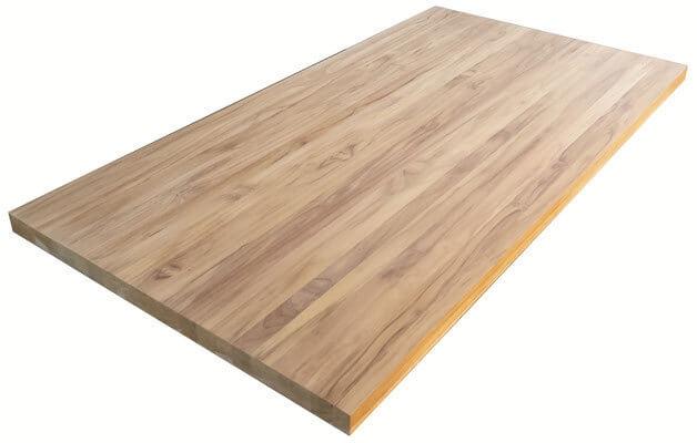 Massivholzplatte